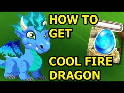 How to Breed Cool Fire Dragon in Dragon City