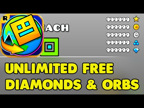 how to get diamonds in Geometry Dash