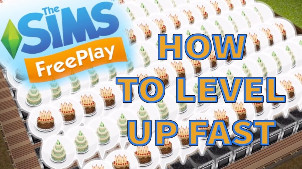 How To Level Up Fast In Sims Freeplay