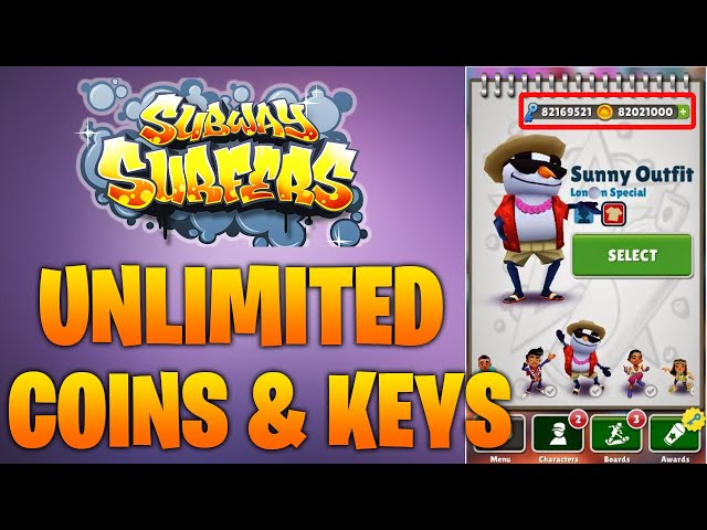 Subway Surfers Free Coins