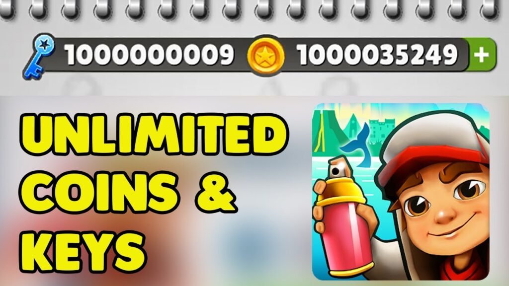 How To Get Unlimited Coins on Subway Surfers
