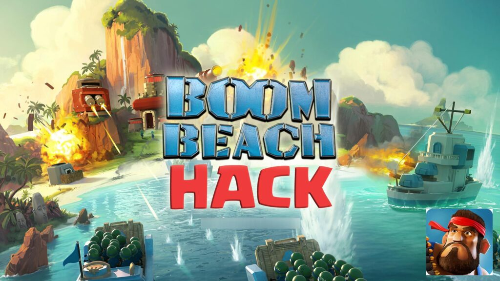 How To Hack Boom Beach