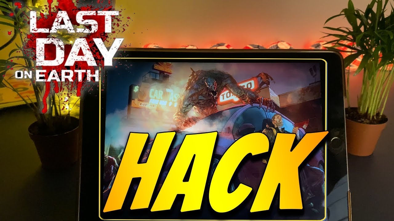 How To Hack Last Day On Earth IOS