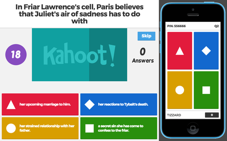 WHAT IS KAHOOT