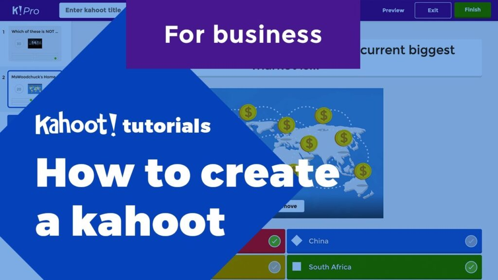 WHAT IS KAHOOT - All you need to know about Kahoot