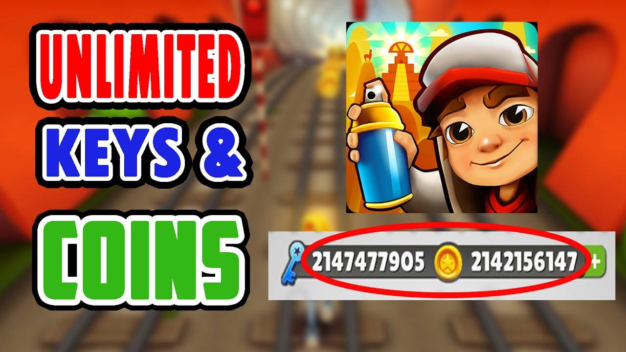 How To Hack Subway Surfers