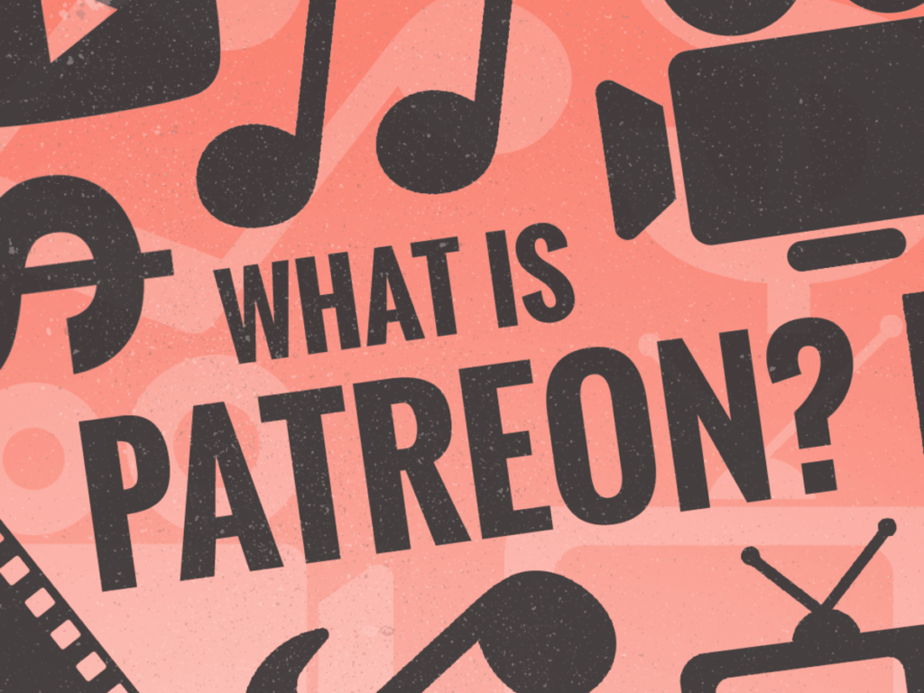 How does Patreon work